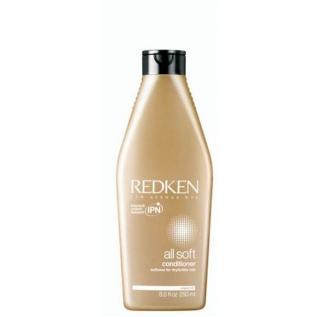 Redken All Soft Conditioner Кондиционер для мягкости и увлажнения сухих и поврежденных волос, 250 мл