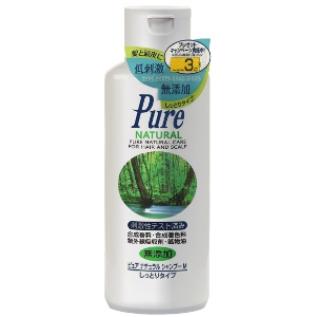 Moltobene Pure Natural Shampoo M Бесщелочной шампунь для увлажнения волос, 300 мл