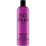 TIGI Bed Head Dumb Blonde Reconstructor Восстанавливающий кондиционер для поврежденных химическими средствами волос, 750 мл