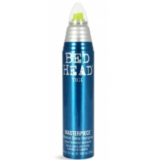 TIGI Bed Head Masterpiece Hairspray Лак для волос средней фиксации с интенсивным блеском, 300 мл