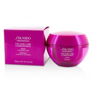 Shiseido Professional Luminoforce Mask Маска для окрашенных волос, 200 г