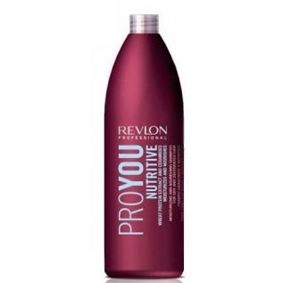 Revlon Professional Pro You Nutritive Shampoo Шампунь для увлажнения и питания волос, 1000 мл
