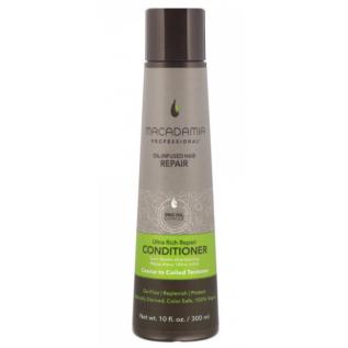 Macadamia Professional Ultra Rich Moisture Conditioner  Увлажняющий кондиционер для жестких и непослушных волос, 300 мл