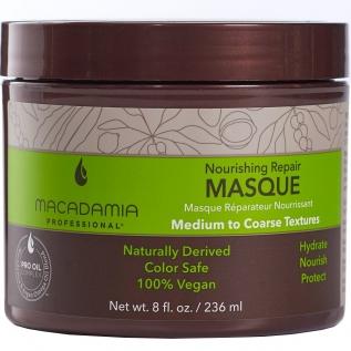 Macadamia Professional Nourishing Repair Masque Маска для питания и восстановления волос, 236 мл