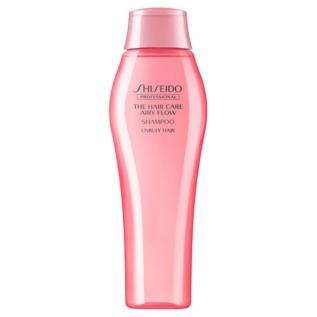 Shiseido Professional The Hair Care Airy Flow Shampoo Шампунь для непослушных жестких волос, 250 мл