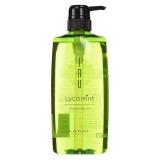 Lebel IAU Lycomint Cleansing Icy Охлаждающий антиоксидантный шампунь для волос, 600 мл