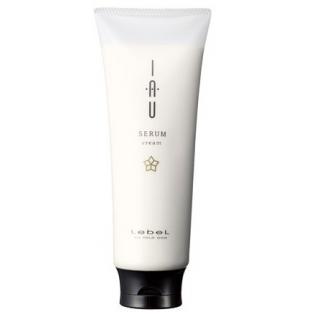 LebeL IAU Serum Cream Аромакрем для увлажнения и разглаживания волос, 200 мл