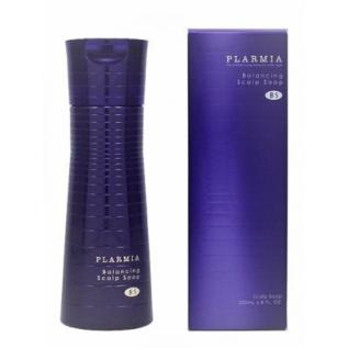 Milbon Plarmia Balancing Scalp Shampoo Шампунь для жирной кожи головы, 200 мл