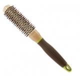 Macadamia Professional Ceramic Round Brush Брашинг для волос с натуральной щетиной,  25 мм