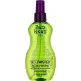 Tigi Bed Head Get Twisted Anti-Frizz Finishing Spray Финишный спрей для вьющихся волос с защитой от влажности, 200 мл