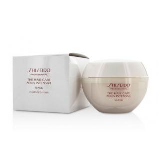 Shiseido Professional Aqua Intensive Mask Маска для увлажнения поврежденных и сухих волос, 200 г