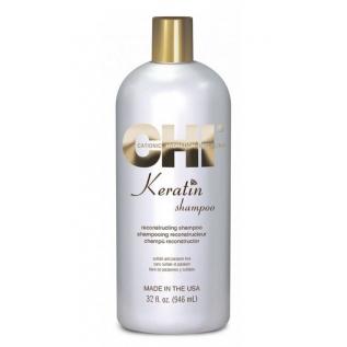 CHI Keratin Reconstructing Shampoo Восстанавливающий кератиновый шампунь для волос, 946 мл
