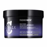 TIGI Catwalk Fashionista Violet Mask Маска с экстрактом фиалки для блонд и мелированных волос, 200 г