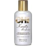 CHI Keratin Silk Infusion Натуральный жидкий шелк для сухих поврежденных волос, 177 мл
