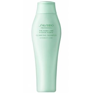 Shiseido Professional Fuente Forte Clarifying Shampoo Шампунь для волос против перхоти, 250 мл