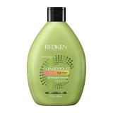 Redken Curvaceous Shampoo Шампунь-крем для вьющихся волос, 300 мл