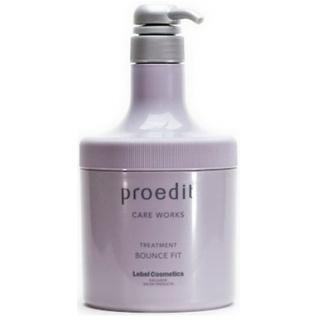 Lebel Proedit Bounce Fit  Маска для укрепления внешней структуры ломких волос, 600 мл
