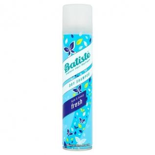 Batiste Dry Shampoo Light and Breezy Fresh Сухой шампунь для волос с освежающим эффектом, 200 мл