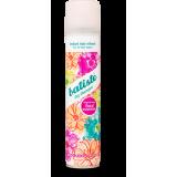 Batiste Dry Shampoo Bright and Lively Floral Essences Сухой шампунь для волос с насыщенным цветочным ароматом, 200 мл