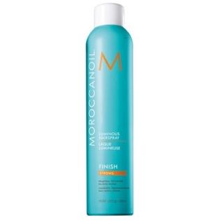 Moroccanoil Luminous Hairspray Strong Finish Сияющий лак для волос сильной фиксации, 330 мл