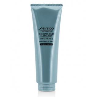 Shiseido Professional Sleekliner Treatment 2 Thick Hair Кондиционер для разглаживания густых, непослушных волос, 250 г