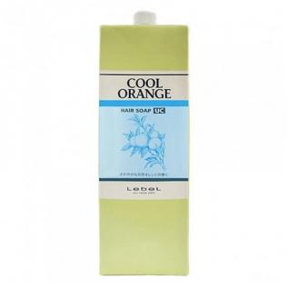 Lebel Cool Orange UC Hair Soap Шампунь Ультра Холодный апельсин, 1600 мл