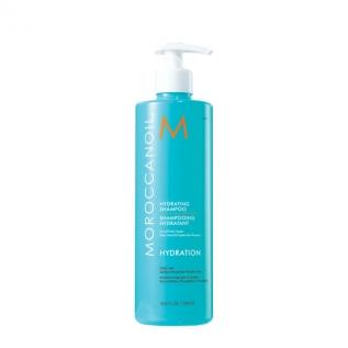 Moroccanoil Hydrating Shampoo Увлажняющий шампунь для волос, 500 мл