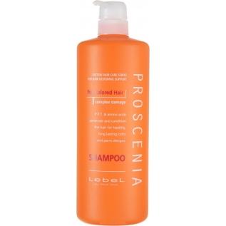 Lebel Proscenia Shampoo Шампунь для окрашенных волос, 1000 мл