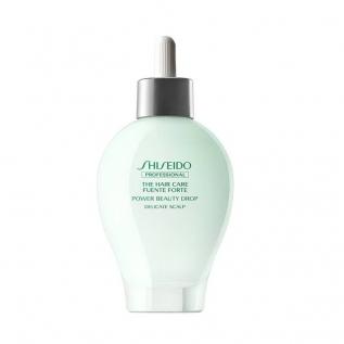 Shiseido Professional Fuente Forte Power Beauty Drop Delicate Scalp Сыворотка для чувствительной кожи головы, 60мл