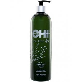 CHI Tea Tree Oil Shampoo Шампунь для волос с маслом чайного дерева, 739 мл