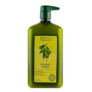 CHI Olive Organics Hair And Body Conditioner Кондиционер для волос и тела с оливой, 710 мл