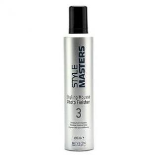 Revlon Professional Style Masters Styling Mousse Photo Finisher 3 Мусс для волос сильной фиксации, 300 мл