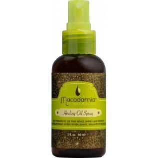 Macadamia Natural Oil Healing Oil Spray Восстанавливающее масло-спрей для волос, 125 мл