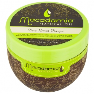 Macadamia Natural Oil Deep Repair Masque Восстанавливающая маска для волос, 470 мл
