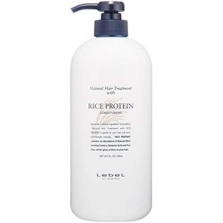 Lebel Hair Treatment with Rice Protein Кондиционирующая маска для поврежденных волос, 720 мл