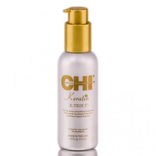 CHI Keratin K-TRIX 5 Smoothing Treatment Разглаживающее средство для волос с термозащитой, 115 мл