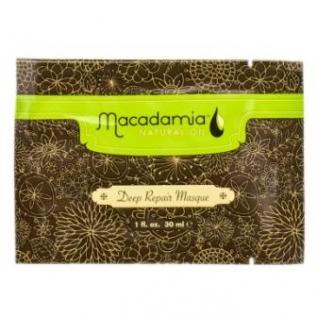 Macadamia Natural Oil Deep Repair Masque Восстанавливающая маска для волос, 30 мл