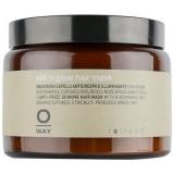 Rolland Oway Silk'n Glow Hair Mask Маска для волос с анти-фриз эффектом, 500 мл