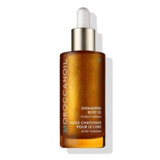 Moroccanoil Shimmering Body Oil Мерцающее масло для тела, 50 мл