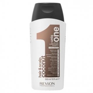 Revlon Professional Uniq One All In One Coconut Conditioning Shampoo Кондиционирующий шампунь для волос, 300 мл