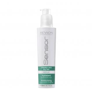 Revlon Professional Sensor Shampoo Moisturizing  Увлажняющий шампунь-кондиционер для сухих волос, 200 мл