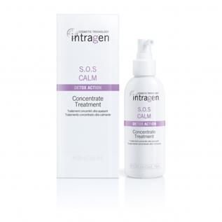 Revlon Intragen SOS Calm Treatment Успокаивающая сыворотка для чувствительной кожи головы, 125 мл