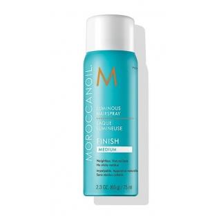 Moroccanоil Luminous Hairspray Medium Finish Лак для сияния волос средней фиксации, 75 мл