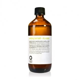 Rolland Oway Purifying Hair Bath Dry Scalps Шампунь от перхоти для сухой кожи головы, 950 мл