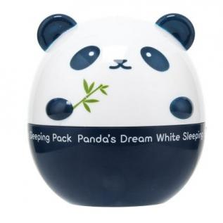 Tony Moly Panda's Dream White Sleeping Pack Ночная отбеливающая маска, 50 г